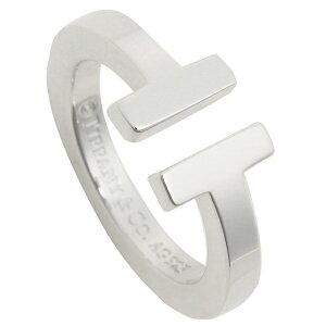 ティファニー リング アクセサリー TIFFANY&Co. Tスクエア T SQUARE RING レディース 指輪 シルバー