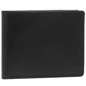 トゥミ 折財布 メンズ TUMI 126133 d ブラック