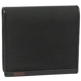 TUMI 折財布 メンズ トゥミ 19241 D ブラック