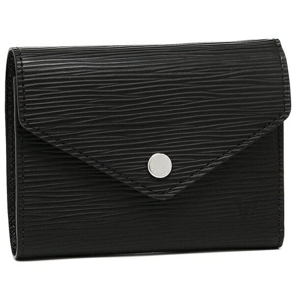 LOUIS VUITTON 折財布 レディース ルイヴィトン M62173 ブラック