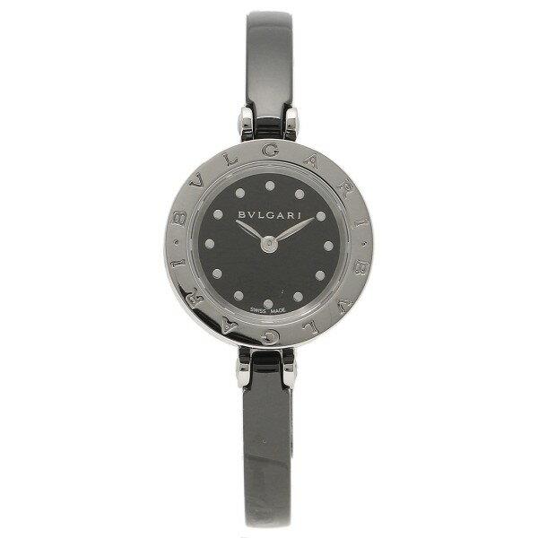 ブルガリ 時計 レディース BVLGARI BZ23BSCC.S B-zero1 ビーゼロワン 腕時計 ウォッチ ブラック