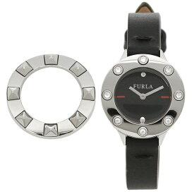 f8670ecc9ba3 FURLA 腕時計 レディース フルラ 976433 R4251116505 O60 ブラック シルバー
