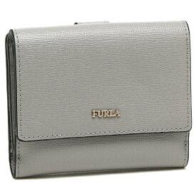 5cd8ff419b8e FURLA 折財布 レディース フルラ 978867 PZ57 B30 KJN グレー
