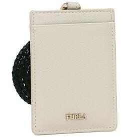 FURLA パスケース レディース フルラ 978802 PAF9 E35 GDJ ホワイト