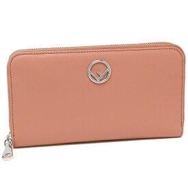 FENDI 長財布 レディース フェンディ 8M0299 A18B F13DO ピンク