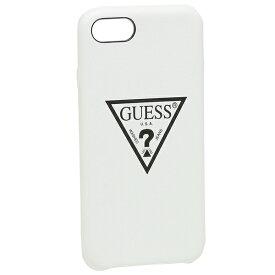 GUESS iphoneケース メンズ レディース ゲス GUHCI8PUWT WHT ホワイト