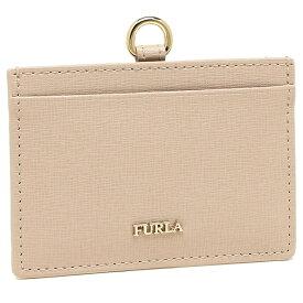 e91f77e07731 FURLA カードケース レディース フルラ 993513 PAR4 B30 TUK ベージュ