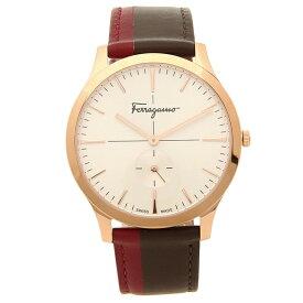 9de3fd4f7b Salvatore Ferragamo 腕時計 レディース フェラガモ SFDE00618 ブラウン ピンクゴールド ホワイト