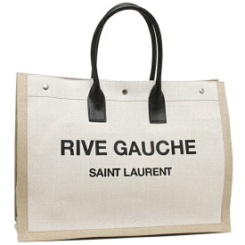 SAINT LAURENT PARIS トートバッグ レディース サンローラン 499290 9J52D 9280 ホワイト