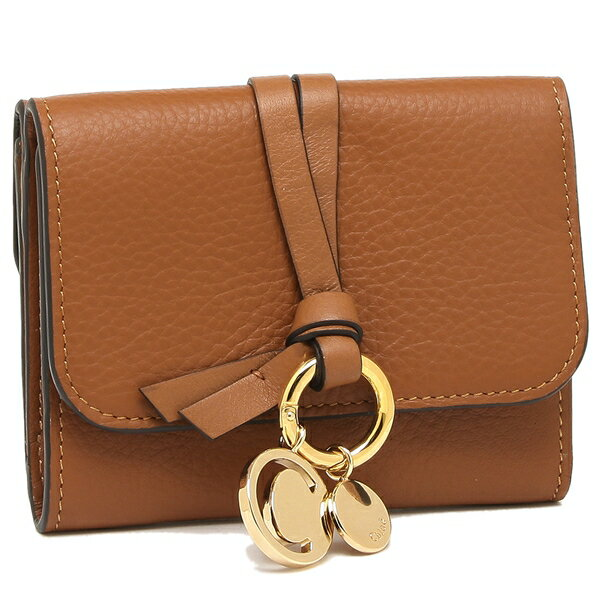 CHLOE 折財布 レディース クロエ CHC17AP945H9Q 25M ブラウン