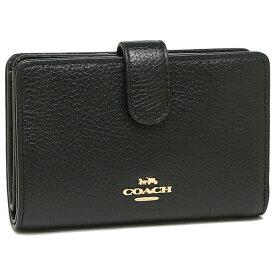 4f2099c1031e COACH 折財布 アウトレット レディース コーチ F68398 IMBLK ブラック