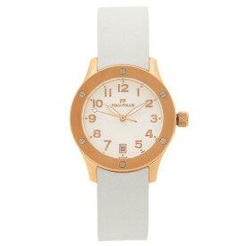 FOLLI FOLLIE 腕時計 レディース フォリフォリ WT6R042SDW-WH ホワイト