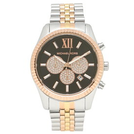 MICHAEL KORS 腕時計 メンズ マイケルコース MK8714 シルバー ゴールド
