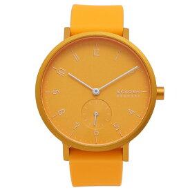 SKAGEN 腕時計 レディース スカーゲン SKW2808 イエロー