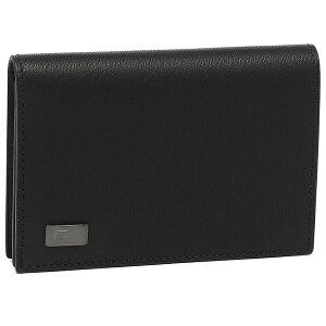 DUNHILL カードケース メンズ ダンヒル 19F2F47SG001R ブラック ガンメタル
