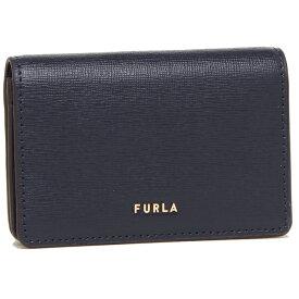 FURLA カードケース レディース フルラ 1056930 PCZ1 B30 07A ネイビー