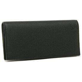 LOEWE 長財布 メンズ LONG HORIZONTAL ロエベ C649978X01 1100 ブラック