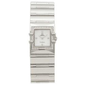 OMEGA 腕時計 レディース コンステレーション オメガ 1528.76 ホワイトパール