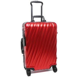 TUMI キャリーバッグ スーツケース INTERNATIONAL CARRY-ON 1 ST レッド メンズ レディース トゥミ 036860 EBR A4対応