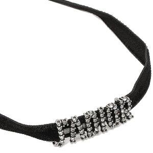 Christian Dior ネックレス アクセサリー ジャディオール クリスタル チョーカー ブラック クリスチャンディオール N0681ADRCY 909