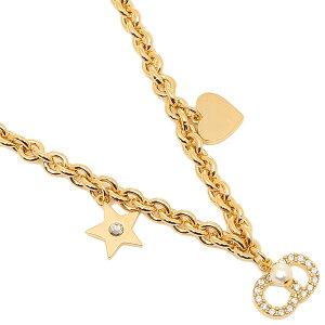 Christian Dior ネックレス アクセサリー クレール ディー リュヌ クリスタル ペンダント ゴールド クリスチャンディオール N1360CDLCY 301