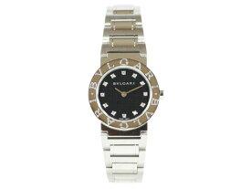 ブルガリ 時計 BVLGARI 腕時計 レディース ブルガリ ダイヤインデックス ブラック BB26BSS/12 ウォッチ シリアル有