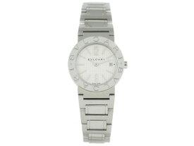 ブルガリ 時計 BVLGARI 腕時計 レディース ブルガリ ホワイト BB26WSSD シリアル有