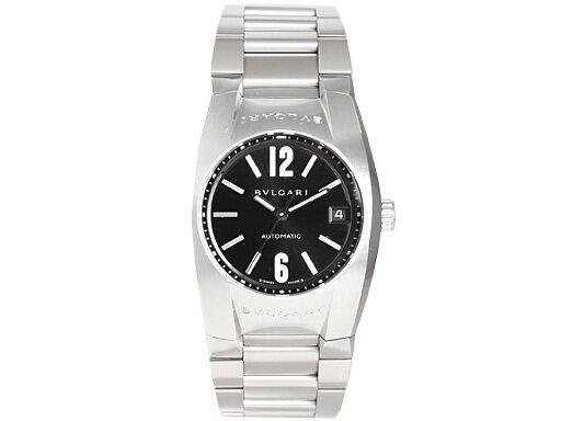 ブルガリ 時計 レディース BVLGARI 腕時計 エルゴン オートマチック ブラック ボーイズ EG35BSSD ウォッチ シリアル有