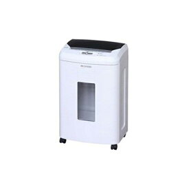 【クーポン配布中】アイリスオーヤマ オートフィードクロスカットシュレッダー (A4サイズ/CD・DVD・カードカット対応) ホワイト AFS100C