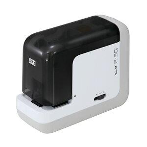 ポータブル電動ホッチキス バイモ11 マックス ホワイト EH90046 4902870846619 1台