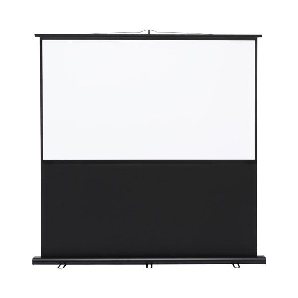 【ポイント20倍】サンワサプライPRS-Y70HDプロジェクタースクリーン(床置き式)