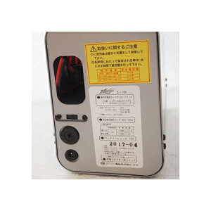 スワロー電機【受注生産のため納期約2週間】ポータブルバッテリー(電源)130VAZ-130
