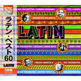 【スーパーセールでポイント最大44倍】ラテン・ベスト20 3枚組 CD