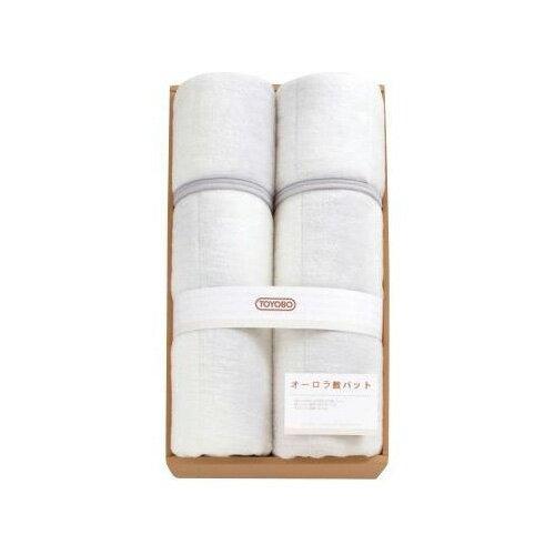 東洋紡 ボアー敷パット2P(抗菌防臭加工・遠赤外線放射性わた入) B3159075