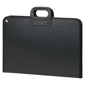 (まとめ) 大判キャリングバッグ テージー デザインケース DC-760-01 4904611014868 ●規格:A3判 1冊【5×セット】