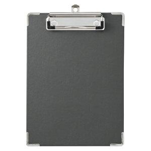 (まとめ) クリップボード キングジム 用箋挟み 黒 8303クロ 4971660041947 ●規格:A5判 1枚【50×セット】