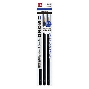 (まとめ) 鉛筆 トンボ鉛筆 MONOマークシート用無地鉛筆 ACA-312 4901991059731 ●硬度:HB 1個【30×セット】