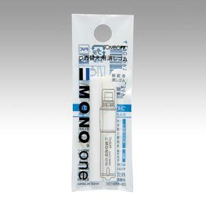 (まとめ) 消しゴム トンボ鉛筆 シャープペンシル モノグラフワン ER-SSM 4901991652369 1個【100×セット】