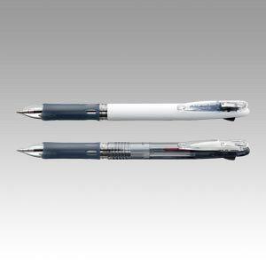 油性ボールペン クリップ-オン スリム 2C [黒/赤] 0.7mm 黒 B2A5-BK