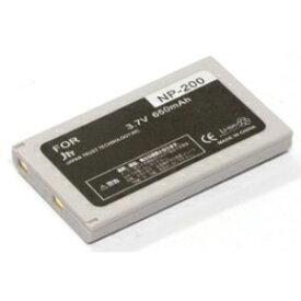 【マラソンでポイント最大43倍】日本トラストテクノロジー MyBattery HQ MINOLTA NP-200互換バッテリー 【MBH-NP-200】