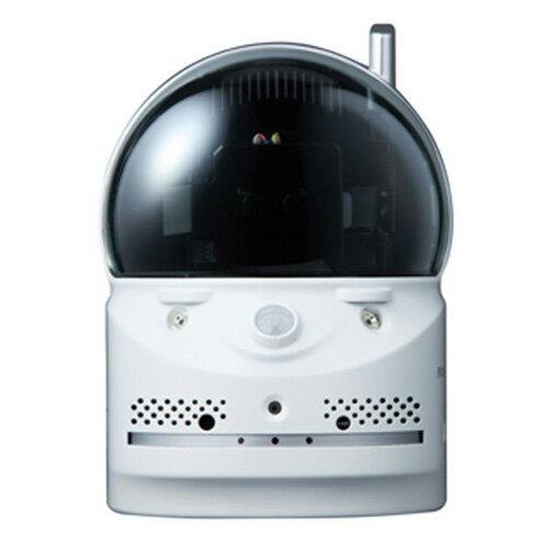 ソリッドカメラ パンチルト対応100万画素IPカメラ Viewla IPC-07w IPC-07W