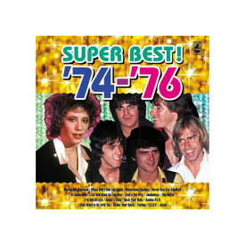 【スーパーセールでポイント最大44倍】オムニバス 青春の洋楽スーパーベスト'74-'76 CD