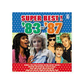 【スーパーセールでポイント最大44倍】オムニバス 青春の洋楽スーパーベスト'83-'87 CD