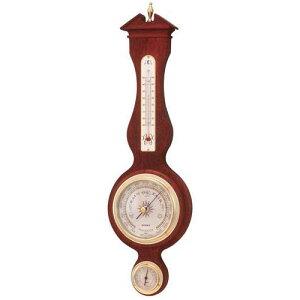EMPEX 温度・湿度・気圧計 トラディション 気象計 掛用 BM-715