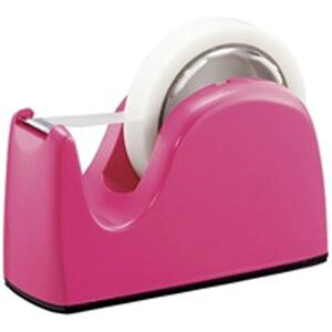 (業務用10セット)プラス テープカッター TC-301 ピンク