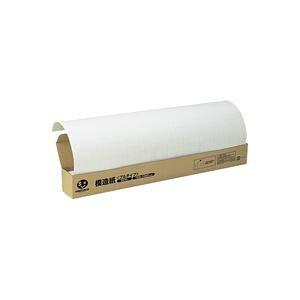 (業務用2セット)ジョインテックス 方眼模造紙プルタイプ50枚白 P152J-W