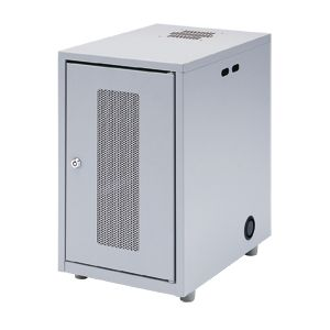 サンワサプライNAS、HDD、ネットワーク機器収納ボックスCP-KBOX1