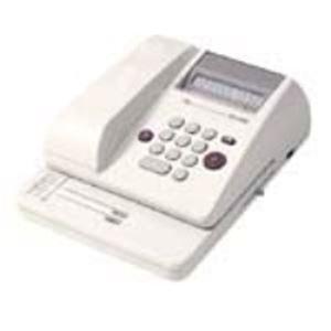 マックス電子チェックライターEC-610C10桁