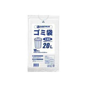 (業務用50セット)ジョインテックス ゴミ袋 LDD 半透明 20L 10枚 N209J-20