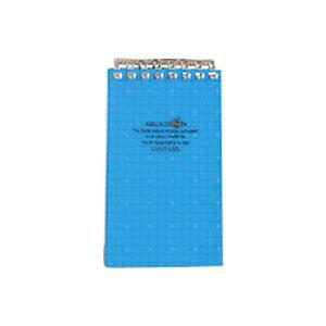 (業務用20セット)LIHITLAB ツイストリング・ノート メモ N-1661-8 青
